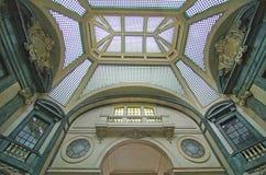 San Federico Gallery, Turin (Italien) Fotografering för Bildbyråer
