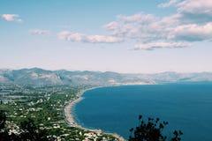 San Felice Circeo Imagens de Stock