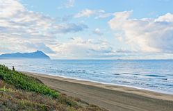 San Felice Circeo, Latina Royalty Free Stock Images