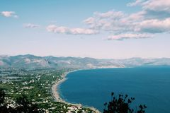 San felice circeo Stock Images