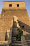 San Felice Tower Anvisierenturm Stockbilder