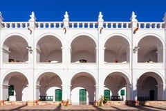 San Felipe Church Stock Image