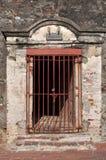 San Felipe de Barajas Castle - Cartagena Colombia royalty-vrije stock afbeeldingen