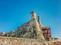 San felipe de Barajas Fortress Cartagena Colombia Stock Photos