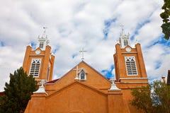 San Felipe de Neri Church Royalty Free Stock Photography