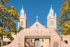 San Felipe de Neri church Royalty Free Stock Images