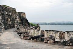 San Felipe Del Morro Fort Royalty Free Stock Images