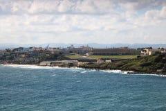 San Felipe del Morro Fortress, San Juan, Porto Rico images stock