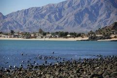 San Felipe, extremidade norte da cidade Fotos de Stock