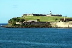The san felipe fort Stock Photo
