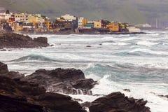 San Felipe panorama Stock Image