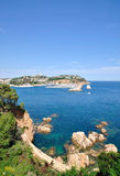 San Feliu,Costa Brava Royalty Free Stock Photos