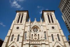 San Fernando Cathedral foto de stock