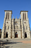 San Fernando Cathedral Royalty-vrije Stock Afbeeldingen