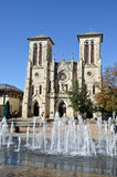 San Fernando Cathedral Stock Image