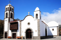 San Fernando church, Royalty Free Stock Image
