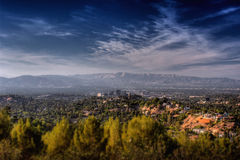 San Fernando Valley Photographie stock