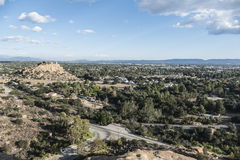 San Fernando Valley Afternoon Royalty Free Stock Images