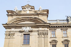 San Filippo Neri church Royalty Free Stock Image
