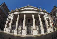 San Filippo Neri church in Turin Royalty Free Stock Images