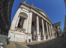 San Filippo Neri church in Turin Stock Images