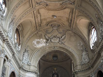 San Filippo Neri kyrka i Turin royaltyfria foton
