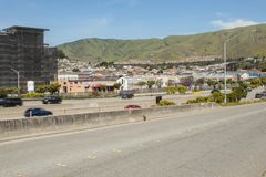 San Fran Hills lizenzfreie stockfotografie