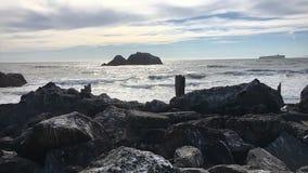 San Fran Ocean Stock Foto