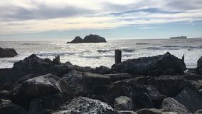 San Fran Ocean Stockfoto