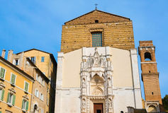 San Francesco church Royalty Free Stock Photos