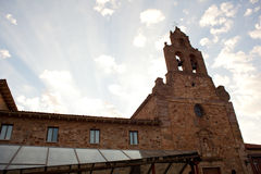 San Francesco Church , Astorga Stock Images