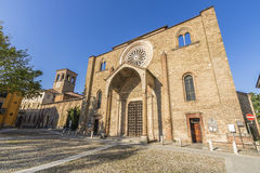 San Francesco church, Lodi, Italy Royalty Free Stock Photos