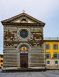 San Francesco is church in Prato, Tuscany, Italy Stock Photos