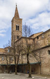 San Francesco church, Urbino, Italy Stock Photos