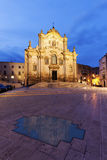 San Francesco d'Assisi Church in Matera Stock Image