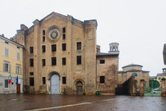 San Francesco del Prato church, Parma Royalty Free Stock Images