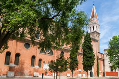 San Francesco della Vigna Royalty Free Stock Images