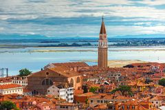 San Francesco della Vigna in Venice, Italy Stock Photo