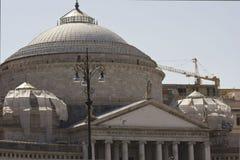 San Francesco di Paola church Royalty Free Stock Image