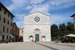 San Francesco, Lucca, Italien royaltyfria bilder