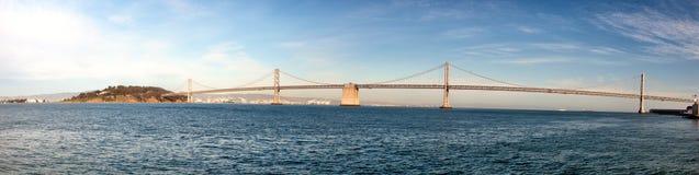 The San Francisco–Oakland Bay Bridge Stock Photo