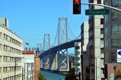 San Francisco. View of Bridge Stock Photo