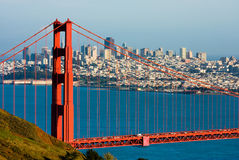 San Francisco Royaltyfri Fotografi