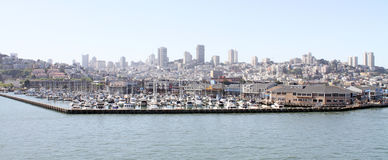 San Francisco Royaltyfri Bild