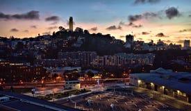 San Francisco Royalty-vrije Stock Foto