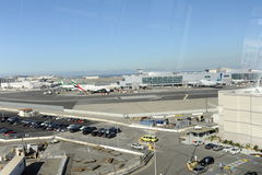 San Francisco Airport Image libre de droits