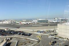 San Francisco Airport Image libre de droits