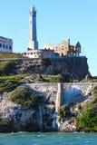 San Francisco Alcatraz Lighthouse Stock Photos
