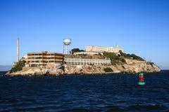 San Francisco Alcatraz Prison Island Lizenzfreie Stockfotografie