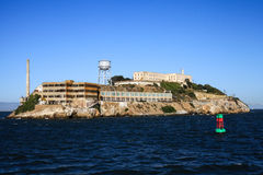 San Francisco Alcatraz Prison Island Royalty Free Stock Photography